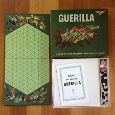 GUERILLA Ariel RETRO BOARD GAME Of STRATEGY And Skill