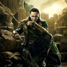 """Loki poster wall art home decoration photo print 24x24"""" inches"""