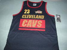 CLEVELAND CAVALIERS LEBRON JAMES BOYS TOP SHIRT Jersey NBA Large 14-16 NEW