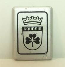 GRUNDIG CITY BOY 700 GRUNDIG BADGE LOGO TRANSISTOR RADIO