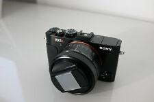 Sony DSC-RX1RM2 42,4MP Digitale Vollformat-Kamera - Schwarz