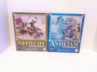 BIG BOX TALONSOFT AMERICAN CIVIL WAR BATTLEGROUND 4 SHILOH & 5 ANTIETAM PC GAME