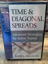 Time and Diagonal Spreads : Advanced Strategies for Active Traders DVD NEW