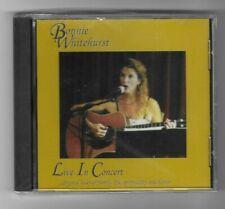 "BONNIE WHITEHURST - ""Live in Concert"" (self-published - 2003) SEALED CD"