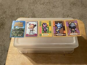 Animal Crossing e-Reader Trading Card Promo E-001 Plus 4 Others