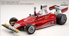 Exoto 1/18 1975 Ferrari 312T Italy Clay Regazzoni Victory Salute GPC97051