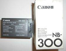 Batterie Canon  (NB-300)                                                  YOA21