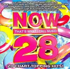 Now That's What I Call Music! 28 by Various Artists (CD, Jun-2008, Capitol)
