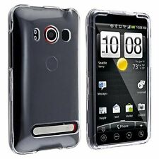 Crystal Clear Hard Case Cover for New Sprint HTC EVO 4G