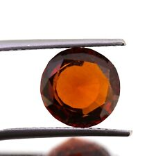 5.67 Cts. Natural Hessonite Garnet from Ceylon, Rare Quality Unheated Untreated
