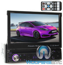 "POWER ACOUSTIK PD-724B 7"" CD DVD MP3 USB SD AUX BLUETOOTH 300W AMPLIFIER STEREO"