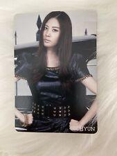 SNSD Sooyoung mr. Taxi run devil run japan official photocard card u.s seller