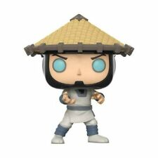 Funko POP Figures. Mortal Kombat X. Raiden #254
