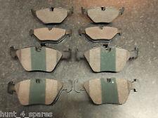Qualità Juratek BMW E39 5 SERIE 520 523 525 528 Anteriore E Posteriore Pastiglie Dei Freni