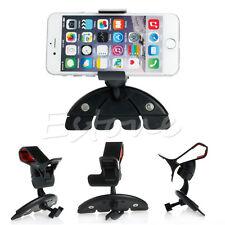 Universal Car CD Slot Dash Mount Holder Dock for Smart phone Cell phone GPS iPod