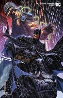 Detective Comics (2016) DC - #1027, Jim Cheung Batman & Bane Variant, NM