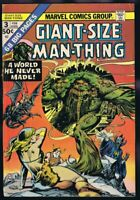 Giant Size Man Thing #3 ORIGINAL Vintage 1974 Marvel Comics