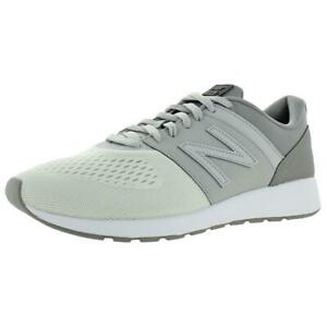 New Balance Men's MRL24 Mesh Athletic Sneakers Shoes Gray Size 10
