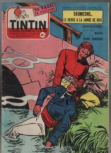 Journal TINTIN n° 438 du 14 mars 1957. Très Bel état -
