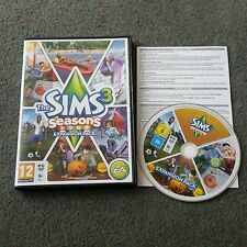 Los Sims 3 temporadas Pack De Expansión PC Windows/Mac