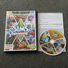 Les Sims 3 Seasons Expansion Pack PC Windows/Mac
