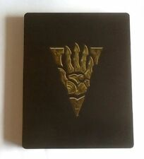 The Elder Scrolls Online Morrowind Collector's Edition Steelbook, DLC, Game ps4