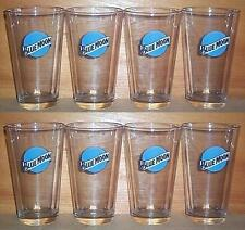 BLUE MOON BREWERY LOGO 8 BEER PINT GLASSES NEW