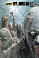 Alex Ross AMC's WALKING DEAD Season 4 Promo PRINT Zombies