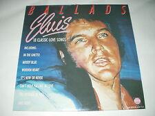 ELVIS PRESLEY -BALLADS