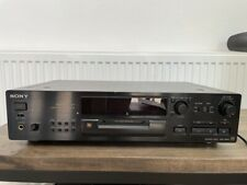 More details for sony minidisc deck mds-jb920. unit only