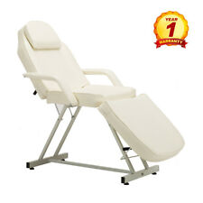 Massage Bed Chair Tattoo Massage Facial Table Barber Beauty Spa Salon Equipment