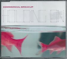 COMMERCIAL BREAKUP - Holding on CDM 6TR Euro House Synth-Pop 2004 RARE!