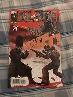Blade #9 (2007) Marvel Comics