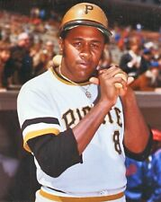 Willie Stargell--Pittsburgh Pirates--8x10 Glossy Color Photo