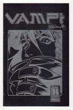 Harris Comics Vampi: Dark Angel Rising (2000) Leather ASHCAN Kevin Lau NM