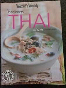 "Beginners Thai (""Australian Womens Weekly"" Home Library), , Used; Good Book"