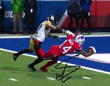 STEFON DIGGS SIGNED PHOTO 8X10 RP AUTOGRAPHED BUFFALO BILLS