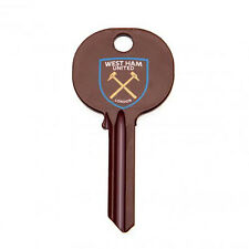West Ham United F.C - Blank Door Key - GIFT
