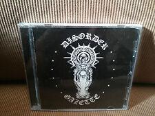 The Gazette - Disorder (Regular Press) - Japan Music CD Visual Kei Ruki