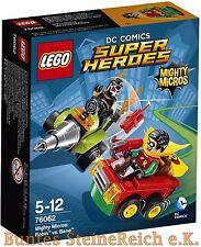 LEGO® SUPER HEROES: 76062 Robin™ vs. Bane™  ! NEU & OVP !