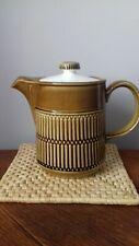 Lancastrian Pottery Teapot Vintage Kitchenalia Retro Tableware