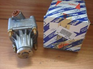 Power Steering Pump fits Fiat Croma Tipo Lancia Dendra Thema 7617059 Genuine