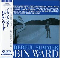ROBIN WARD-WONDERFUL SUMMER-JAPAN MINI LP CD BONUS TRACK C94