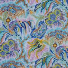 Liberty London Fabric - PAISLEY CORALS C - Tana Lawn - *TAF