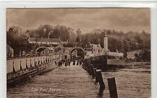 THE PIER, NEWPORT: Fife postcard (C9855)