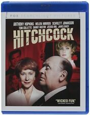 Hitchcock [New Blu-ray] Pan & Scan
