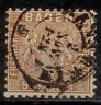 Altdeutschland Baden 1862-65, Freimarke Wappen, Mi. # 15 c, gestempelt