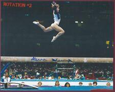 Kerri Strug, Olympic Gymnast, Signed Photo, COA, UACC RD 036