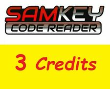 SamKey Code Reader (3 Credits) UNLOCK  !!Fast Service!!