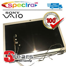 Sony Vaio VGN-FZ21S Laptop Screen Lid Bezel Hinges Webcam Screen & Wifi Cable